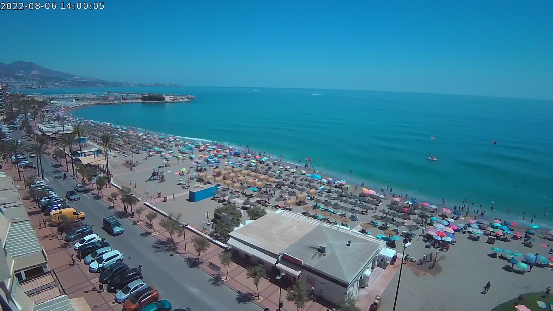 La luna restaurant fuengirola webcam