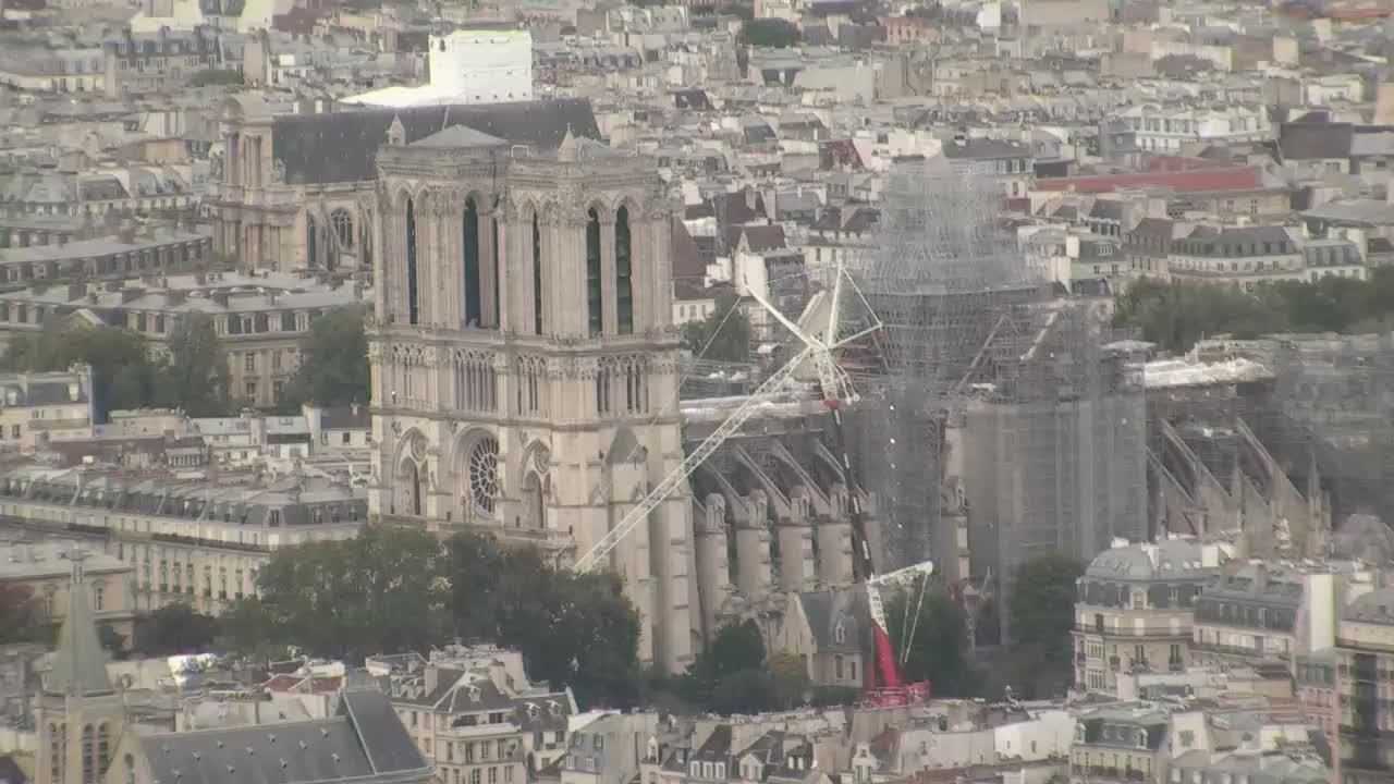 Frankreich- Paris - Cathédrale Notre Dame