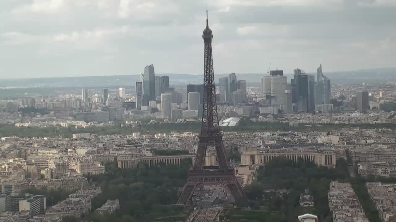 Frankreich- Paris - Eiffelturm