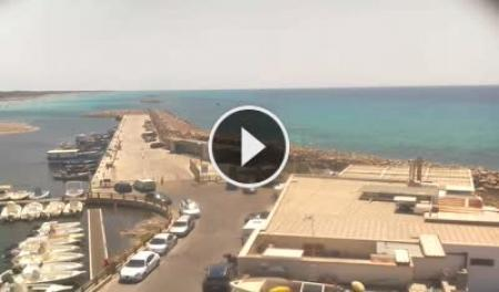 Webcam Torre San Giovanni - Skyline Webcams