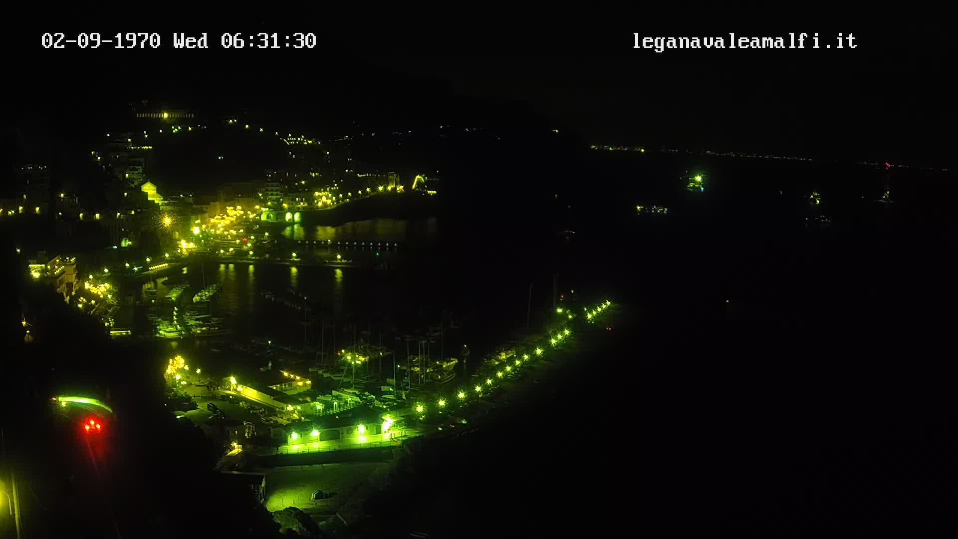 Webcam Amalfi - Lega Navale Amalfi