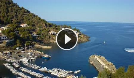 Webcam Ustica, Cala Santa Maria - Skyline Webcams