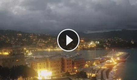 Webcam Santa Margherita Ligure - Skyline Webcams