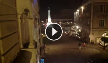 Webcam Teggiano - Skyline Webcams