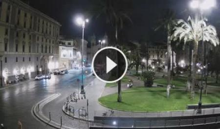 Webcam Roma, Piazza Cavour - Skyline Webcams