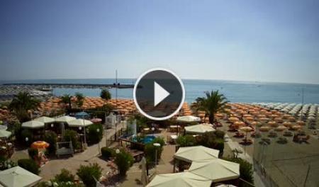 Webcam Numana - Skyline Webcams