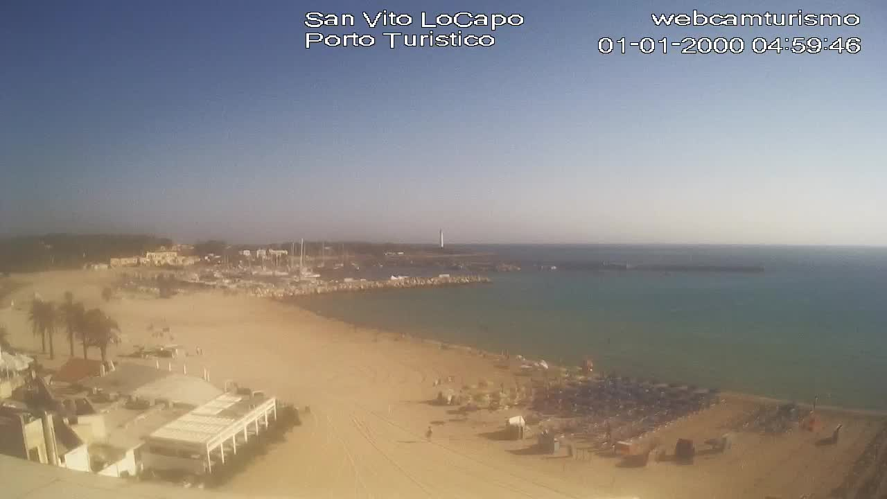 Webcam San Vito Lo Capo - Webcam Turismo