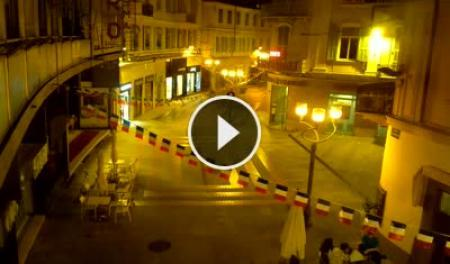 Webcam Sanremo, Teatro Ariston - Skyline Webcams