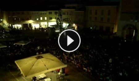 Webcam Fano, Piazza XX Settembre - Skyline Webcams