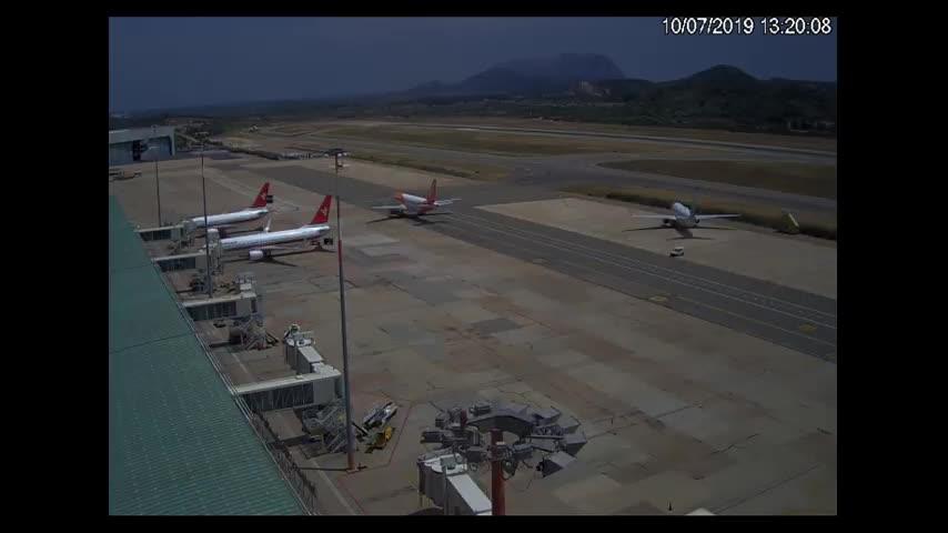 Webcam Olbia, Aeroporto - Geasar S.p.A.