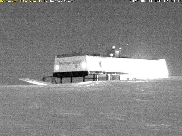 Webcam Neumayer-Station / Antarktis