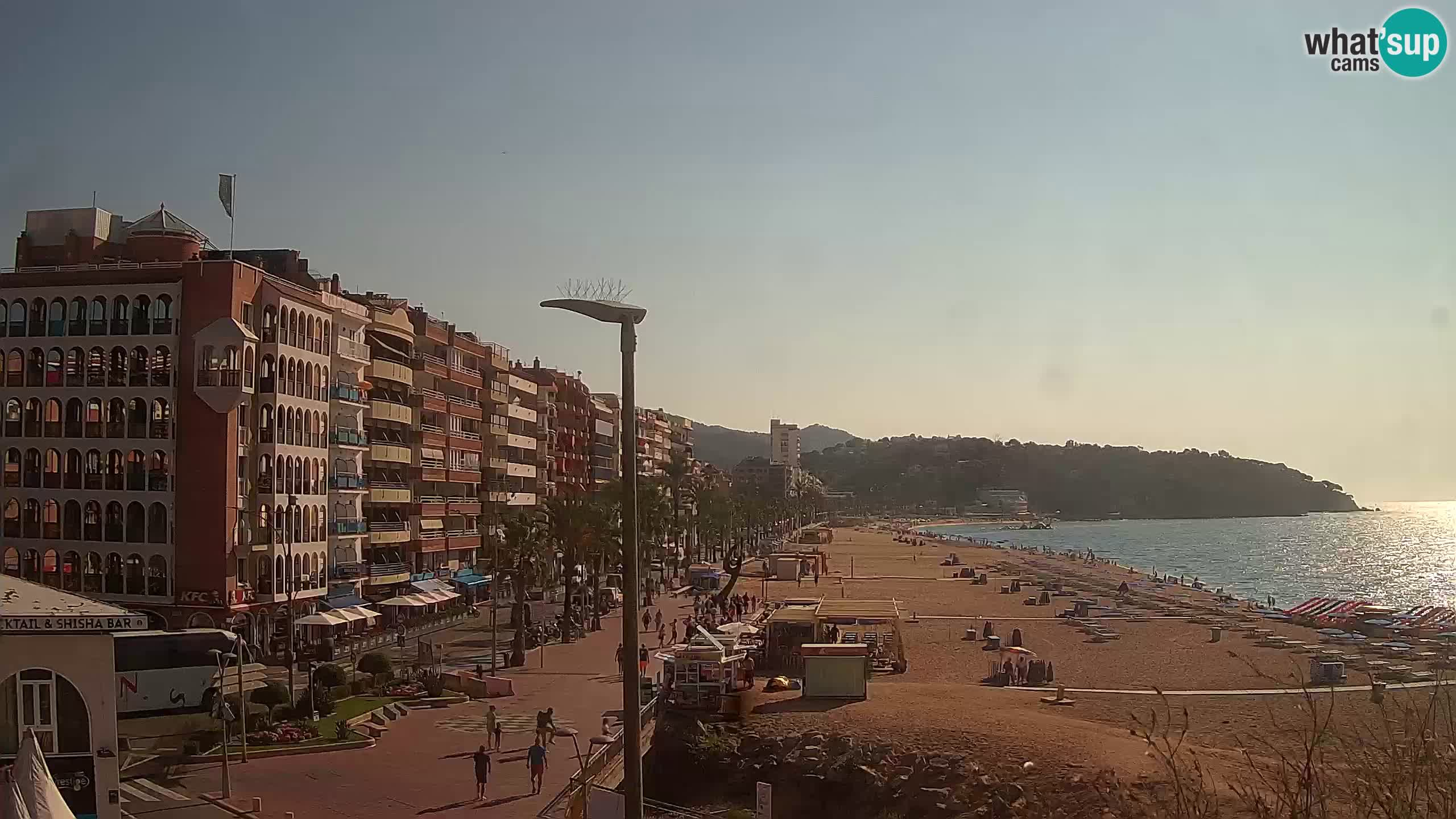 lloret de mar in diretta webcam e hotel lloret de mar spagna meteo lloret de mar. Black Bedroom Furniture Sets. Home Design Ideas
