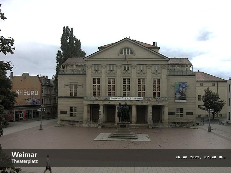 Webcam Weimar