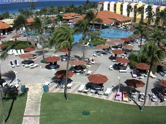 Webcam Bucuti Beach Resort