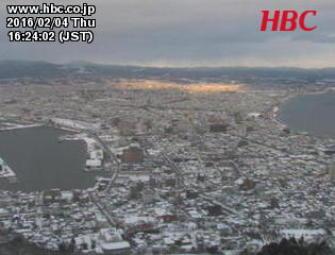 Webcam Hakodate