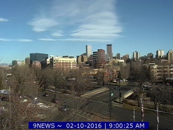 Webcam Denver, Colorado