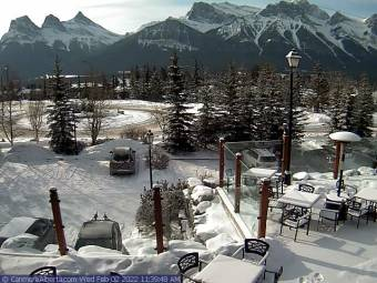 Webcam Canmore