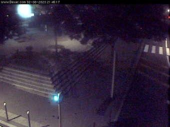 Webcam Besançon