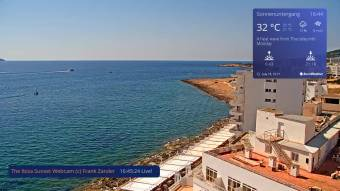 Webcam Sant Antoni de Portmany (Ibiza)
