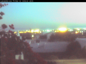 Webcam Tahiche (Lanzarote)