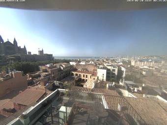 Webcam Palma de Mallorca