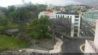 Webcam Funchal