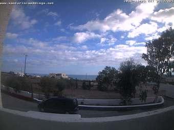 Webcam Santorin