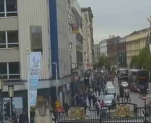 Webcam Belfast