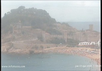Webcam Tossa de Mar