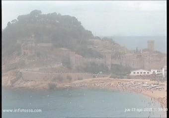 Webcam Tossa de Mar