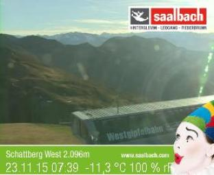 Webcam Saalbach Hinterglemm