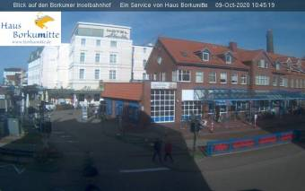 Webcam Borkum