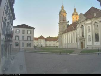 Webcam St. Gallen