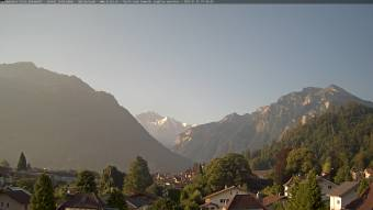 Webcam Interlaken