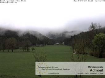 Webcam Hall bei Admont