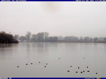 Webcam �bersee am Chiemsee