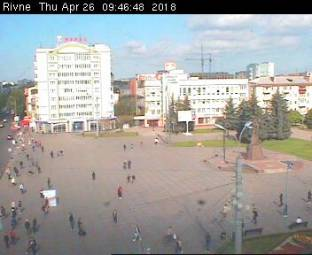 Webcam Rivne