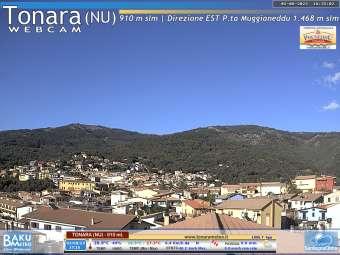 Webcam Tonara (Sardinia)