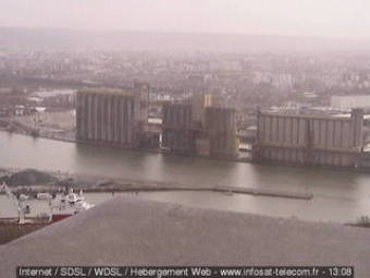 Webcam Rouen