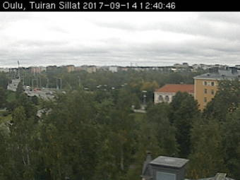 Webcam Oulu