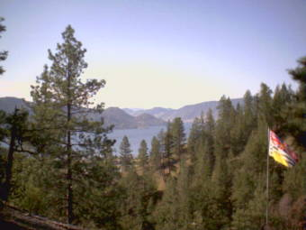 Webcam Peachland