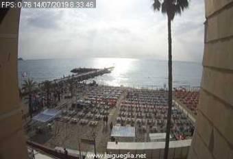 Webcam Laigueglia