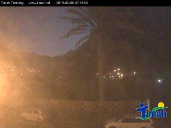 Webcam Valle Gran Rey (La Gomera)
