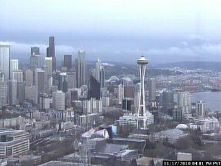 Webcam Seattle, Washington
