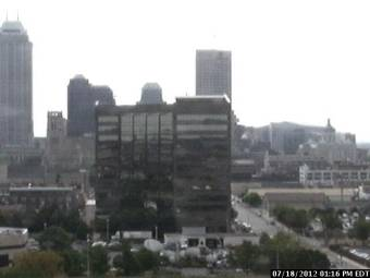 Webcam Indianapolis, Indiana