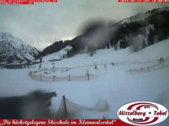 Webcam Mittelberg (Kleinwalsertal)