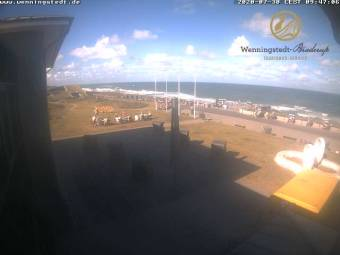 Webcam Wenningstedt-Braderup (Sylt)