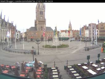 Webcam Bruges