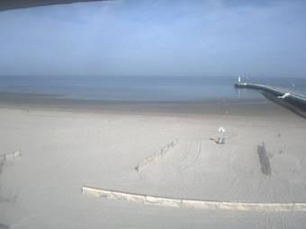 Webcam Nieuwpoort