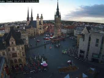 Webcam Halle (Saale)